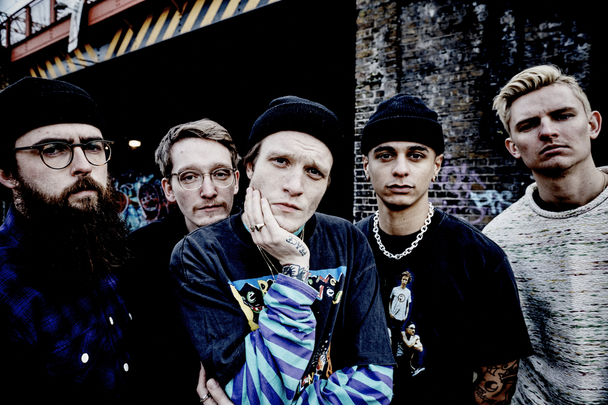 INTERVIEW: Neck Deep discuss new album, 'All Distortions Are Intentional'