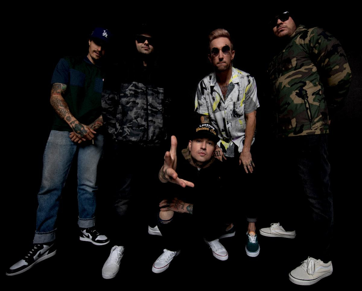"""Hollywood Undead release new song w/ Tech N9ne, """"Icon"""""""