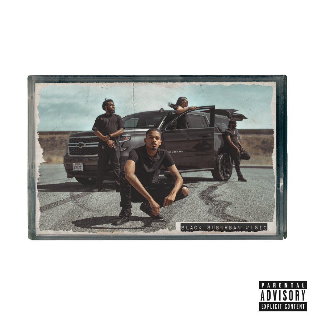 "Trizz releases new album ""Black Suburban Music"""