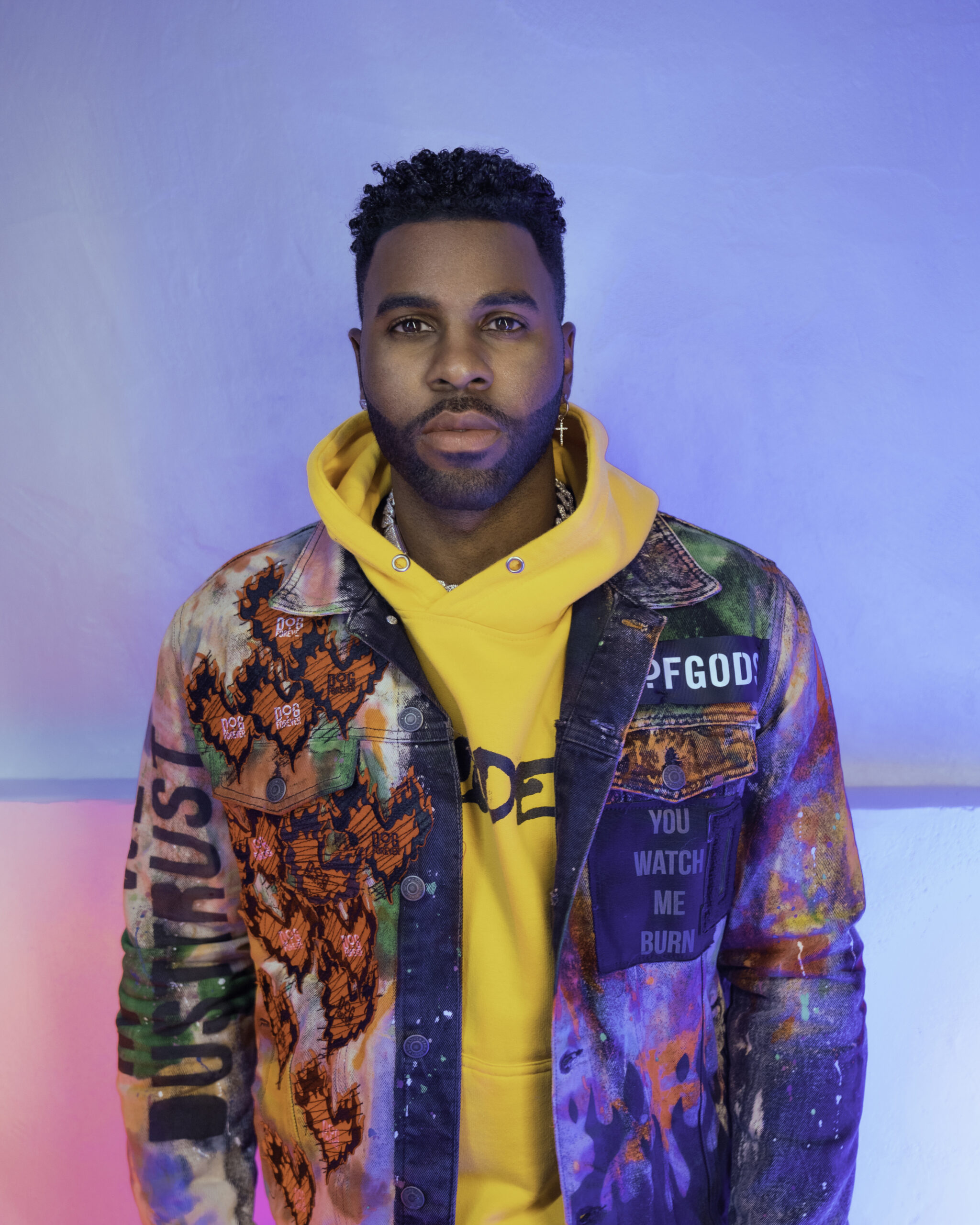 "Jason Derulo unveils brand new single, ""Take You Dancing"""