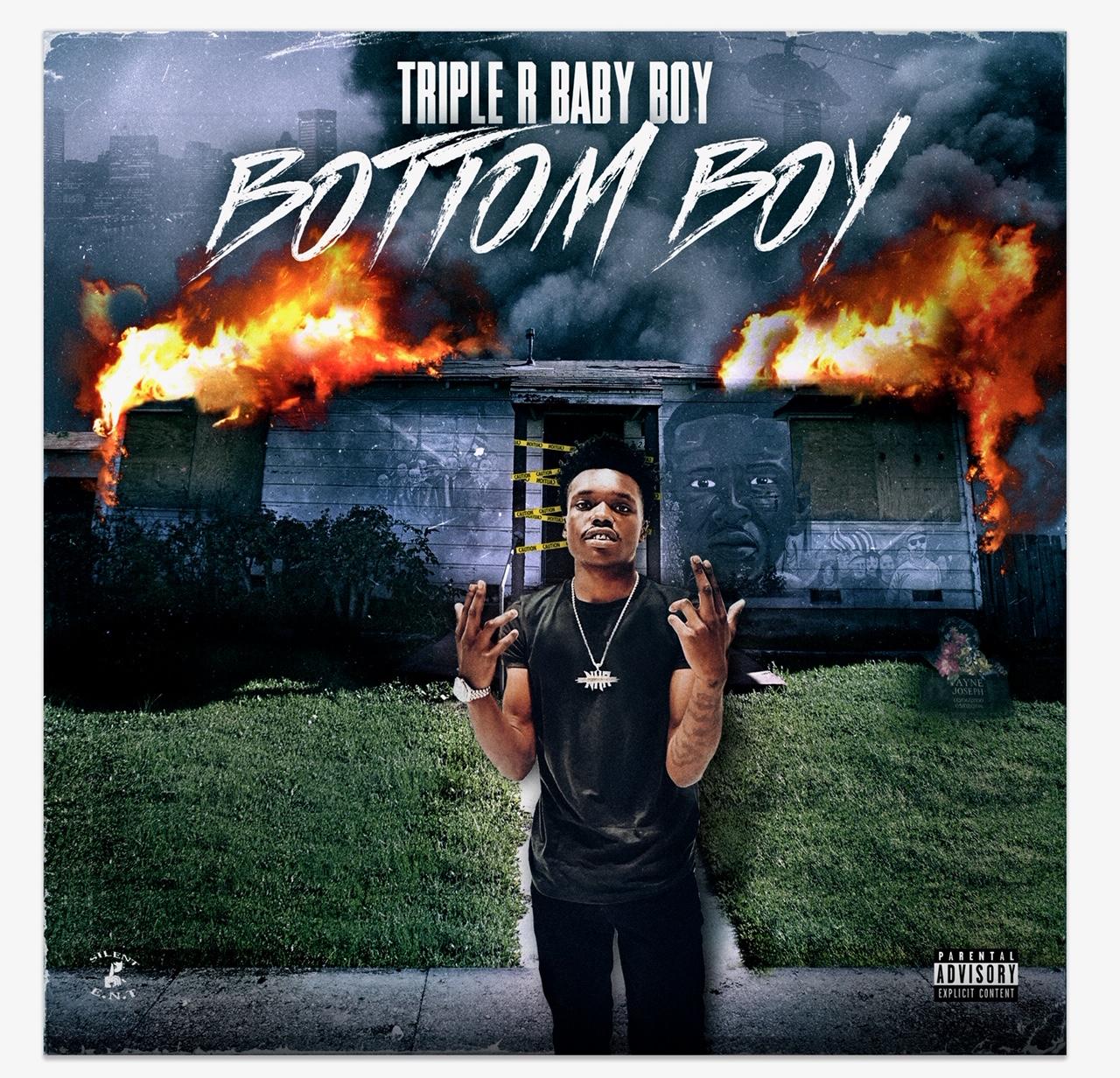Maryland's Triple R BabyBoy Makes Bold Debut 'Bottom Boy'