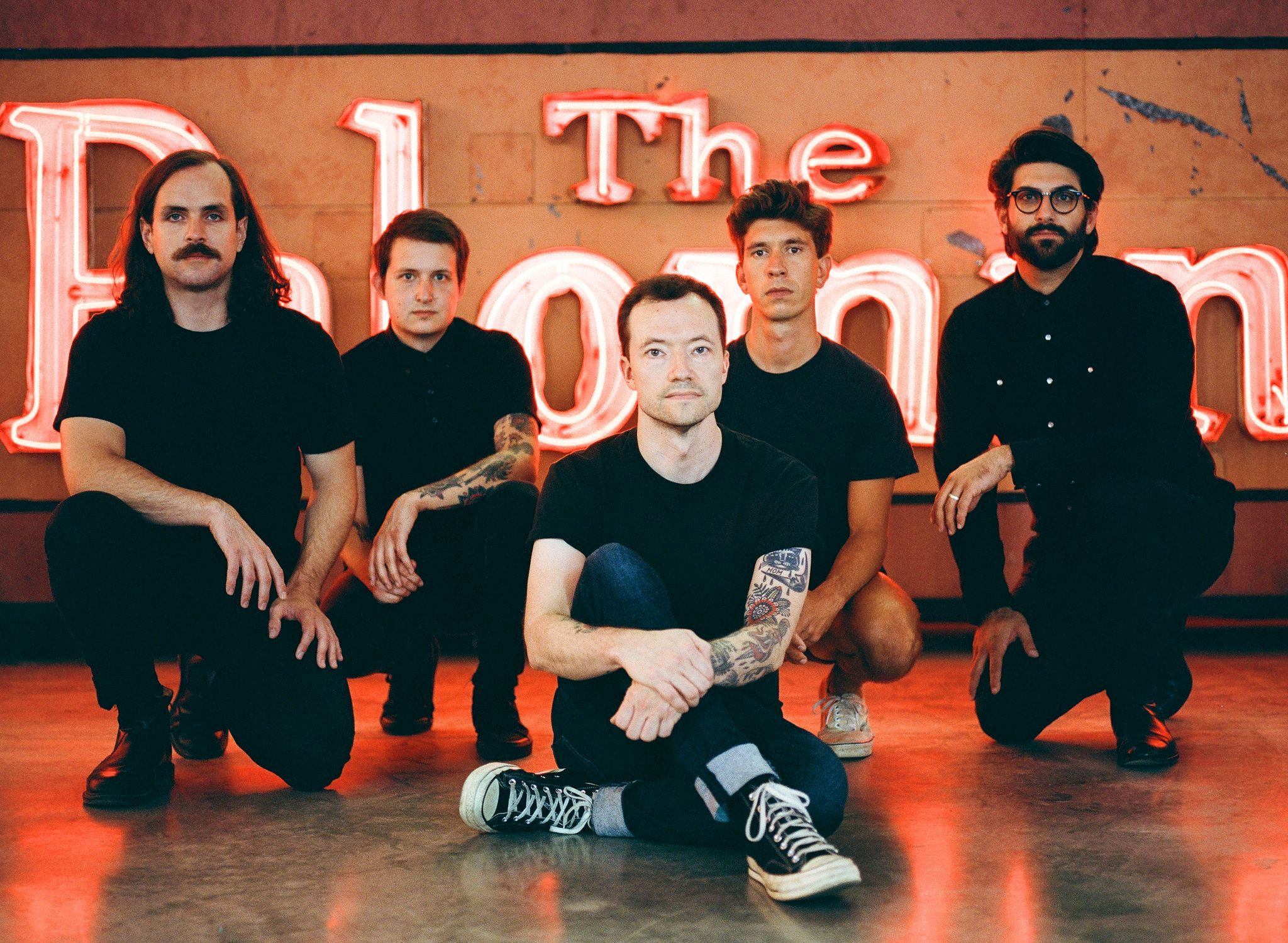 """Touche Amore release new single, """"I'll Be Your Host"""""""
