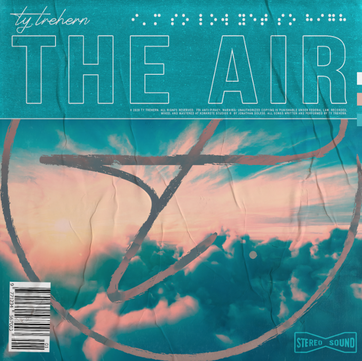 """PREMIERE: Ty Trehern releases new single """"The Air"""""""