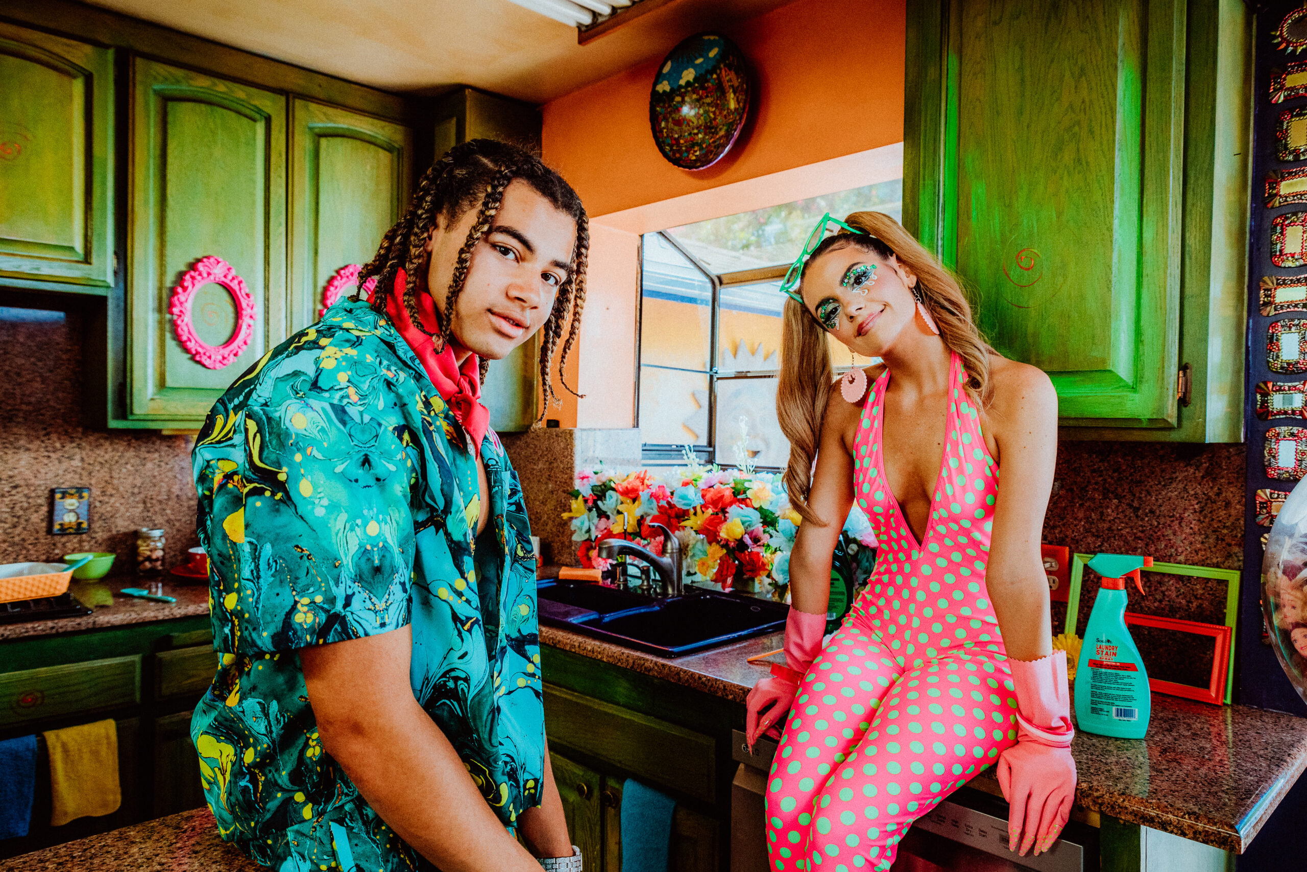 """Chelsea Collins and 24kgoldn share undeniably catchy """"Water Run Dry"""""""