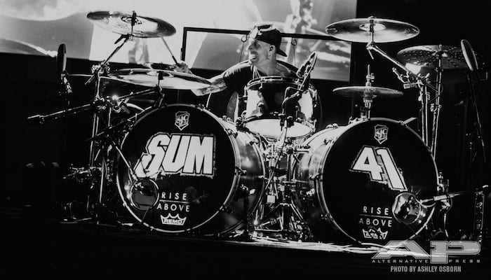 INTERVIEW: Frank Zummo talks Sum 41, solo material, and family life