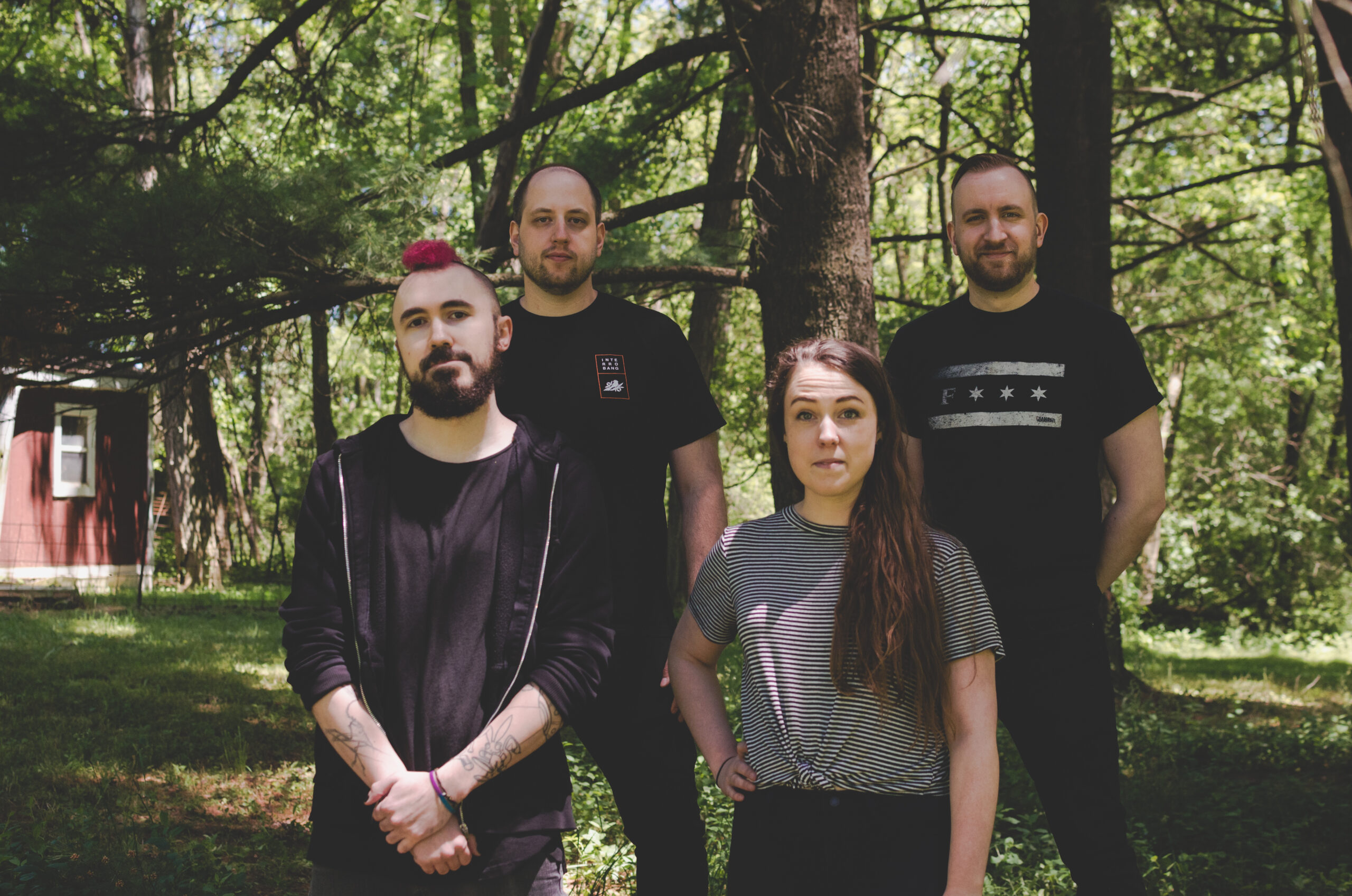 """Exclusive: Guardrail releases their label debut EP """"Yikes"""""""