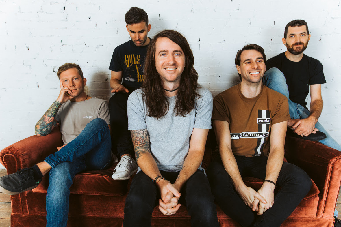 "Mayday Parade release ominous music video for ""I Can Only Hope"""