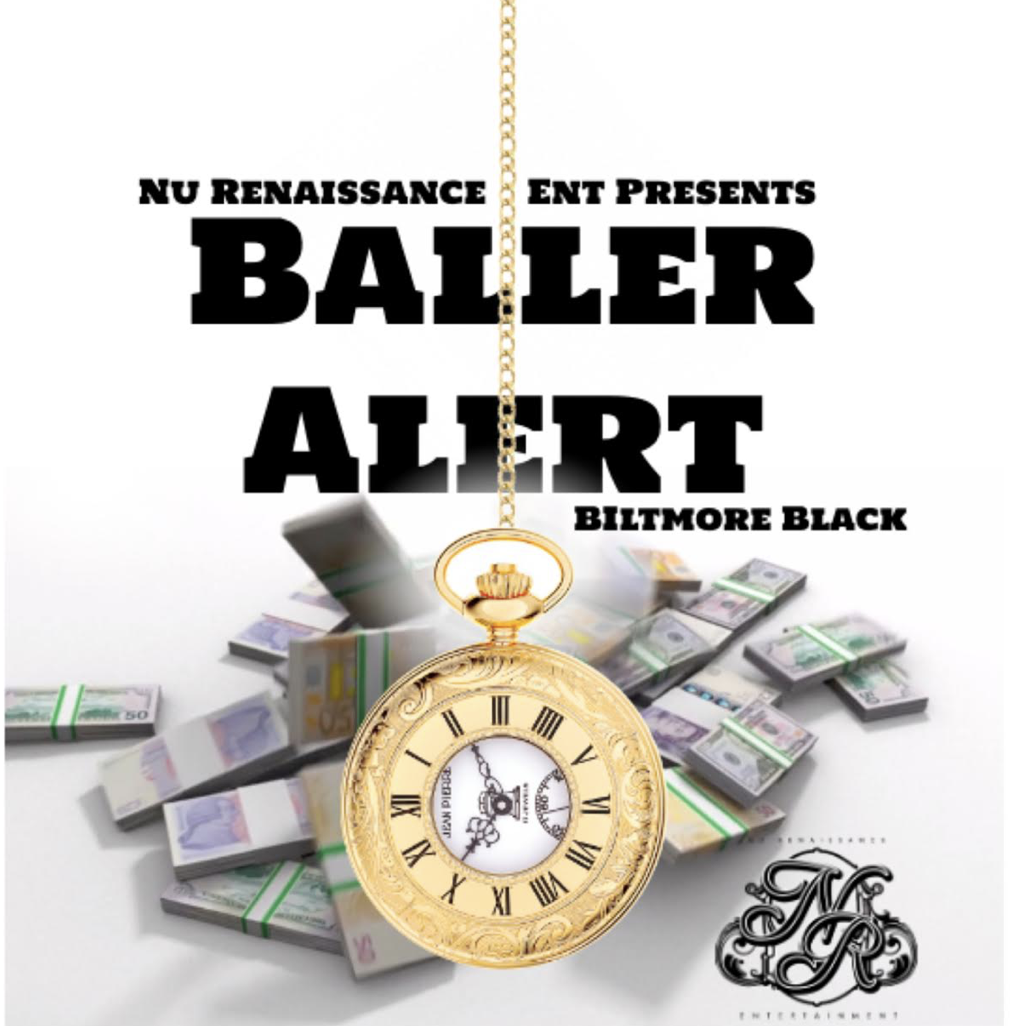 "Biltmore Black Puts On ""Baller Alert"" In Expensive New Visual"