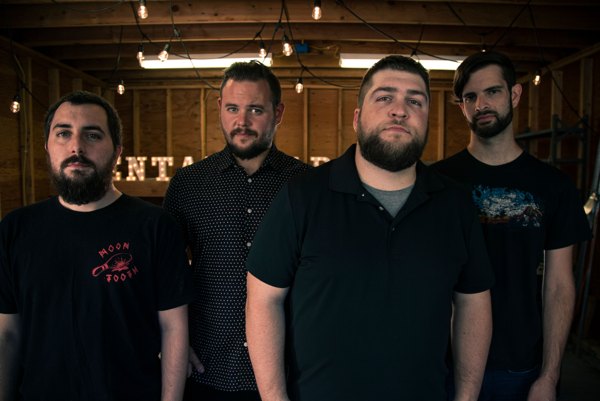 """PREMIERE: Card Reader is anthemic pop-punk goodness on """"Mental Scars"""""""