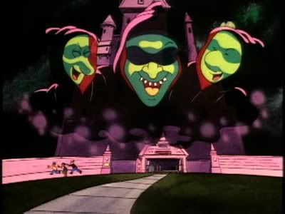 Watching Doug's Halloween Adventure When You're Older Is A Funny Experience