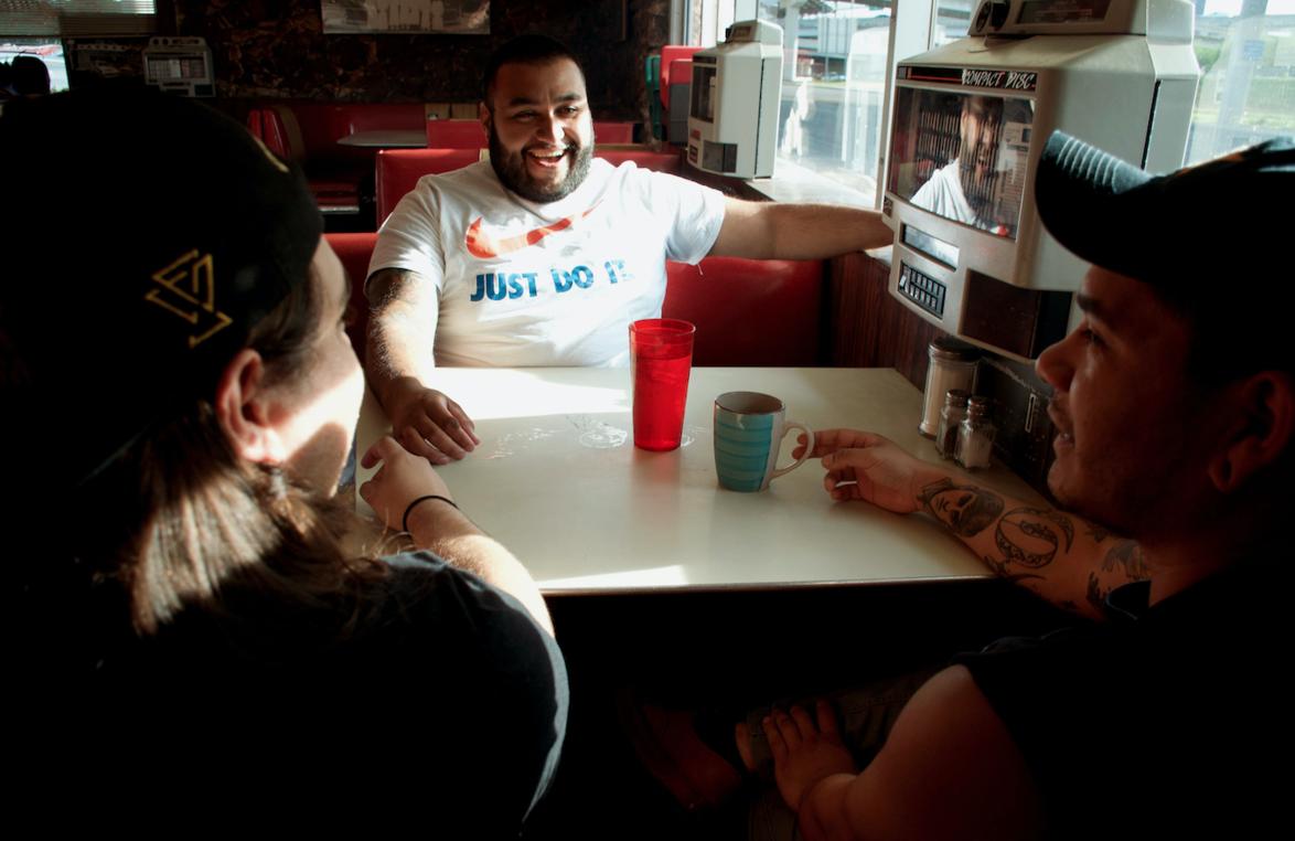 "PREMIERE: San Antonio's Love Again drops new video and single ""Shame"""