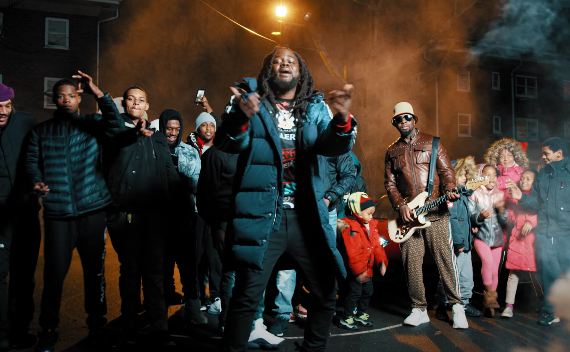 "Arsonal Hits The Streets With Wyclef For ""Product of My Environment"""