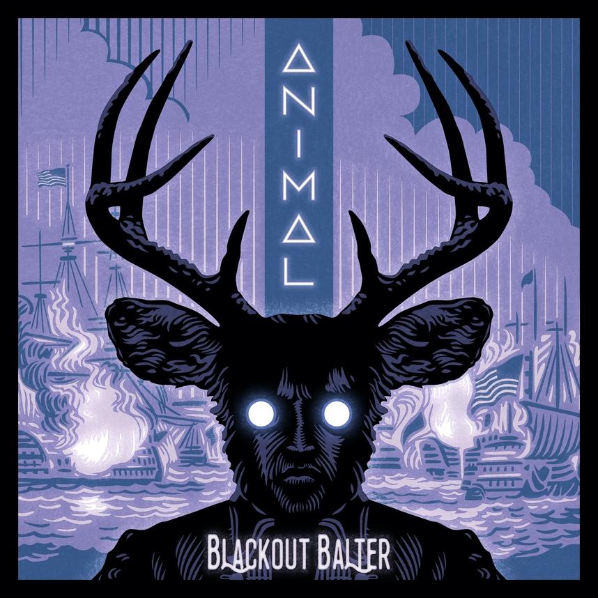 """Blackout Butler release full-length album """"Animal"""""""
