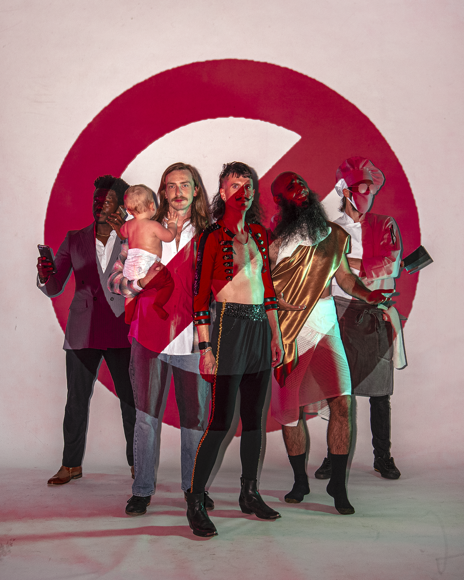 """Foxy Shazam announces 'Burn' + releases new song, """"The Rose"""""""