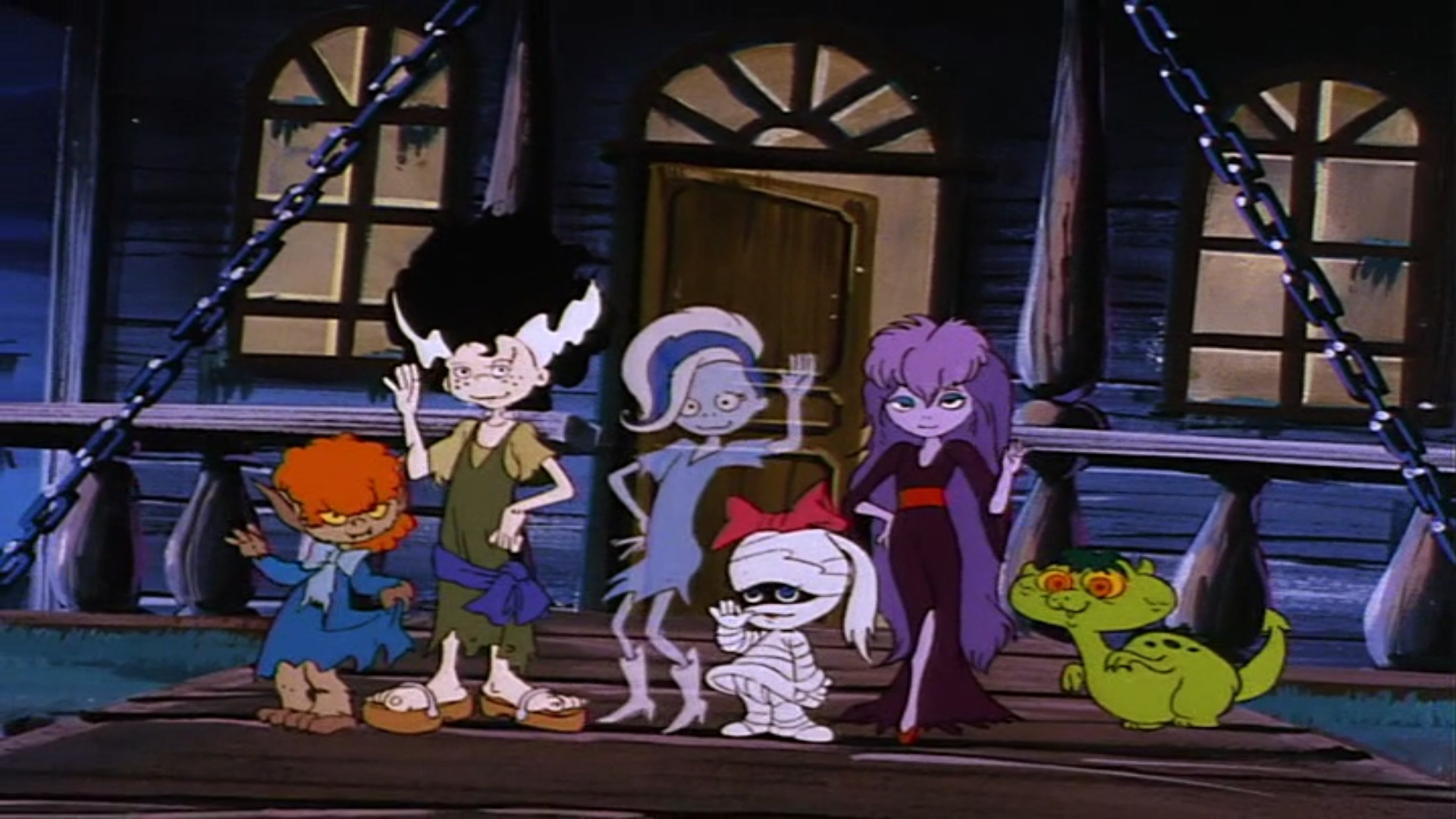 Substream's 14 Days of Halloween: 'Scooby-Doo and the Ghoul School' (1988)