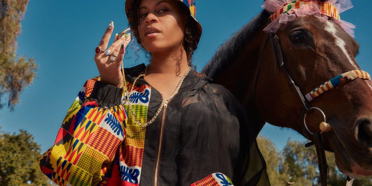 Aluna Creates All Black, POC, Female Electronic Festival, 'Aluna & Friends: RODEO RAVE'