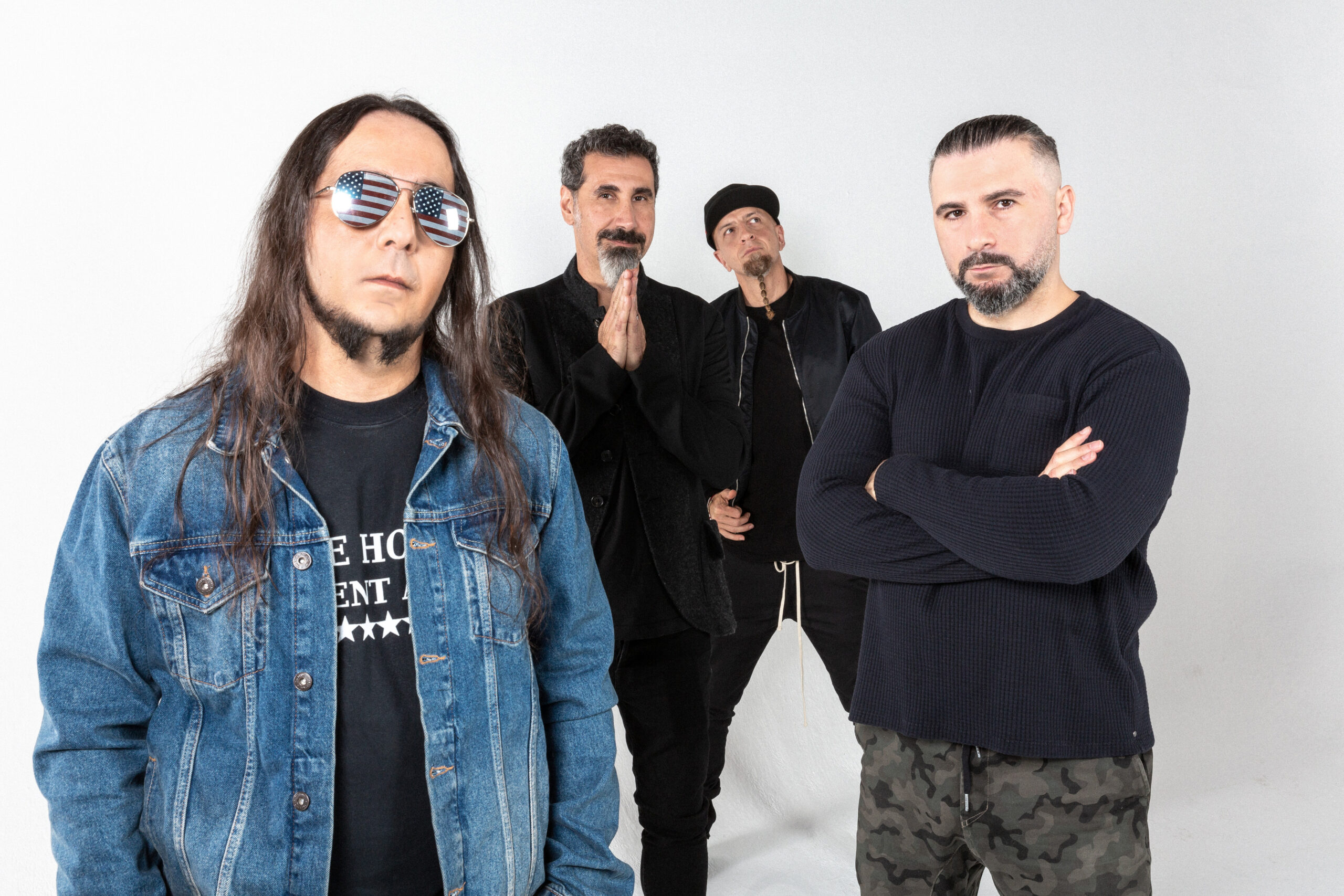 """System of a Down releases two new singles, """"Protect The Land"""" and """"Genocidal Humanoidz"""""""