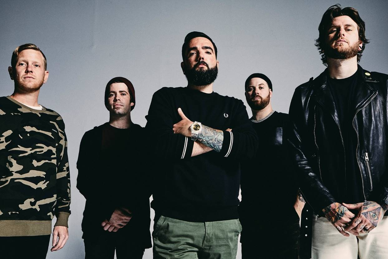 "A Day to Remember release new single, ""Everything We Need"""