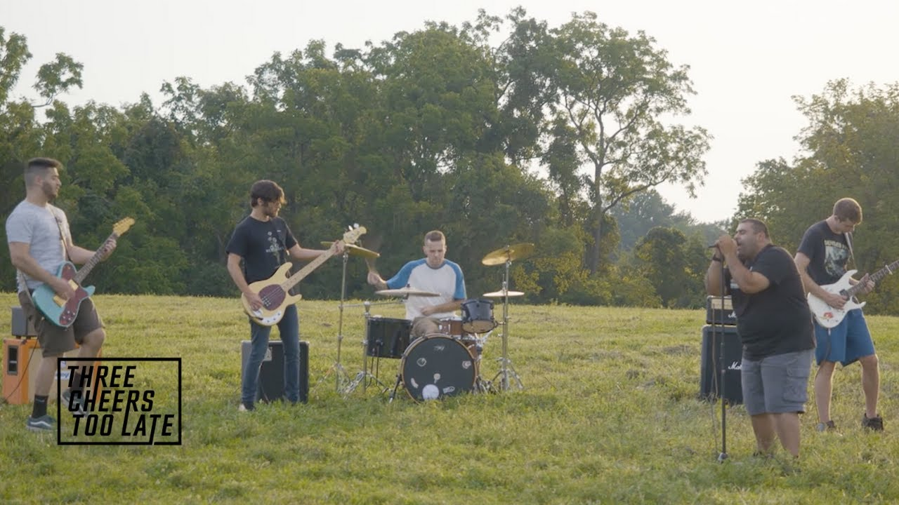 """PREMIERE: Three Cheers Too Late Process Grief With """"Everything, Everyone"""" Video"""
