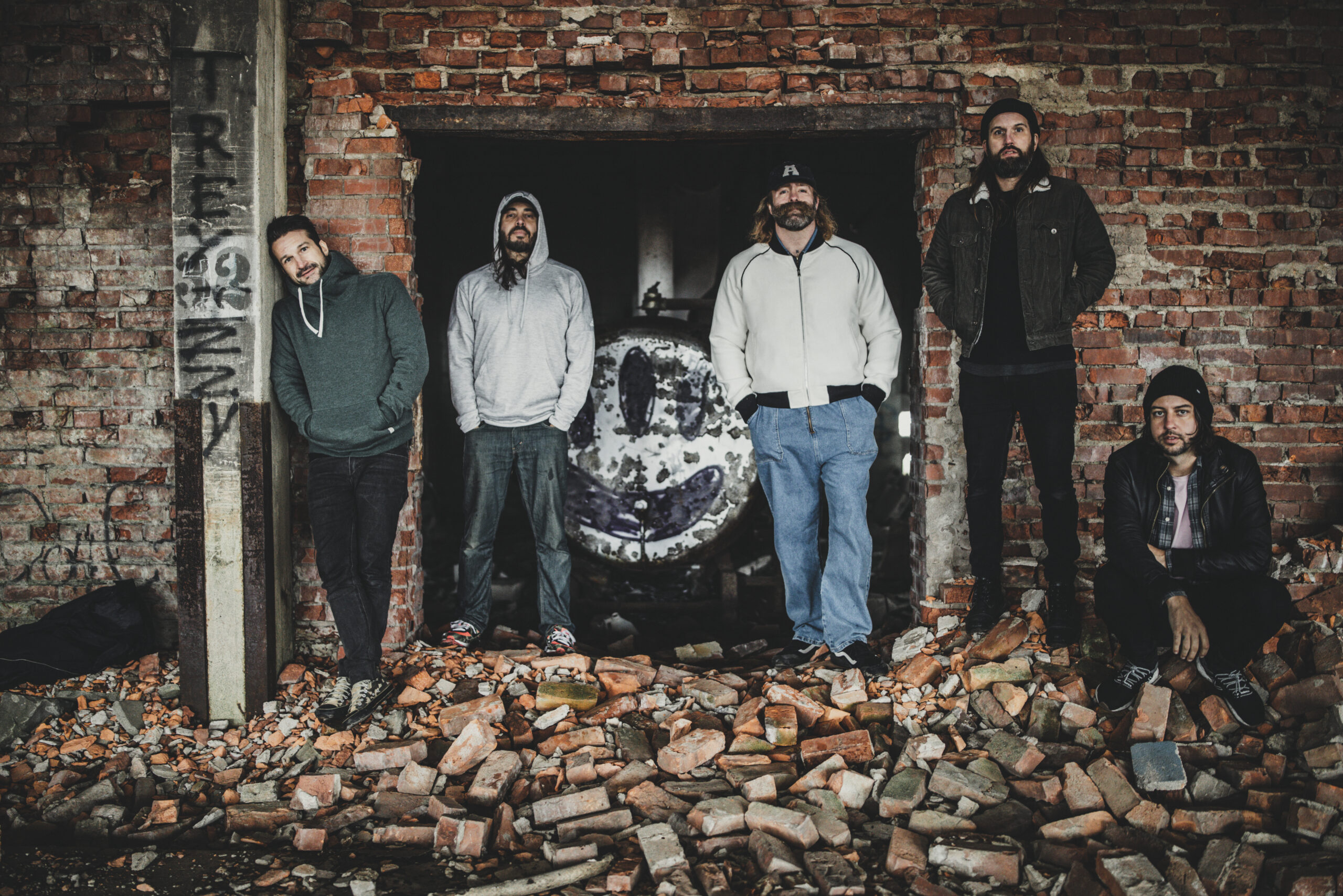 """Every Time I Die release two new songs, """"A Colossal Wreck"""" + """"Desperate Pleasures"""""""