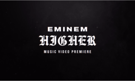 "Eminem to debut ""Higher"" music video during ESPN's UFC 257 Countdown: Poirier vs. Mcgregor 2"