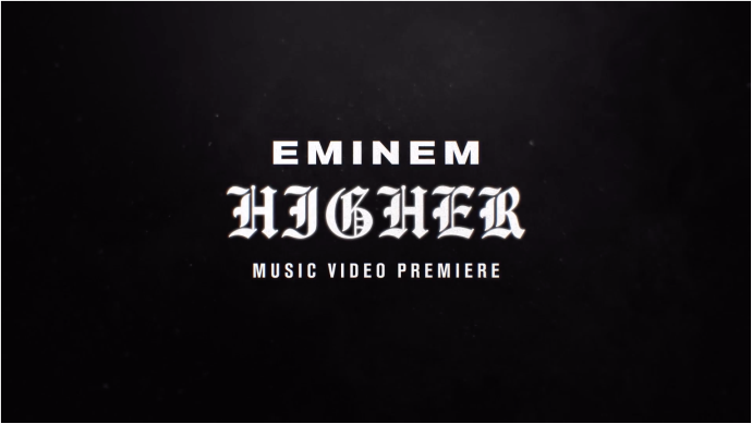 "Eminem to debut ""Higher"" music video during ESPN's UFC 257 Countdown: Poirier vs. Mcgregor 2"