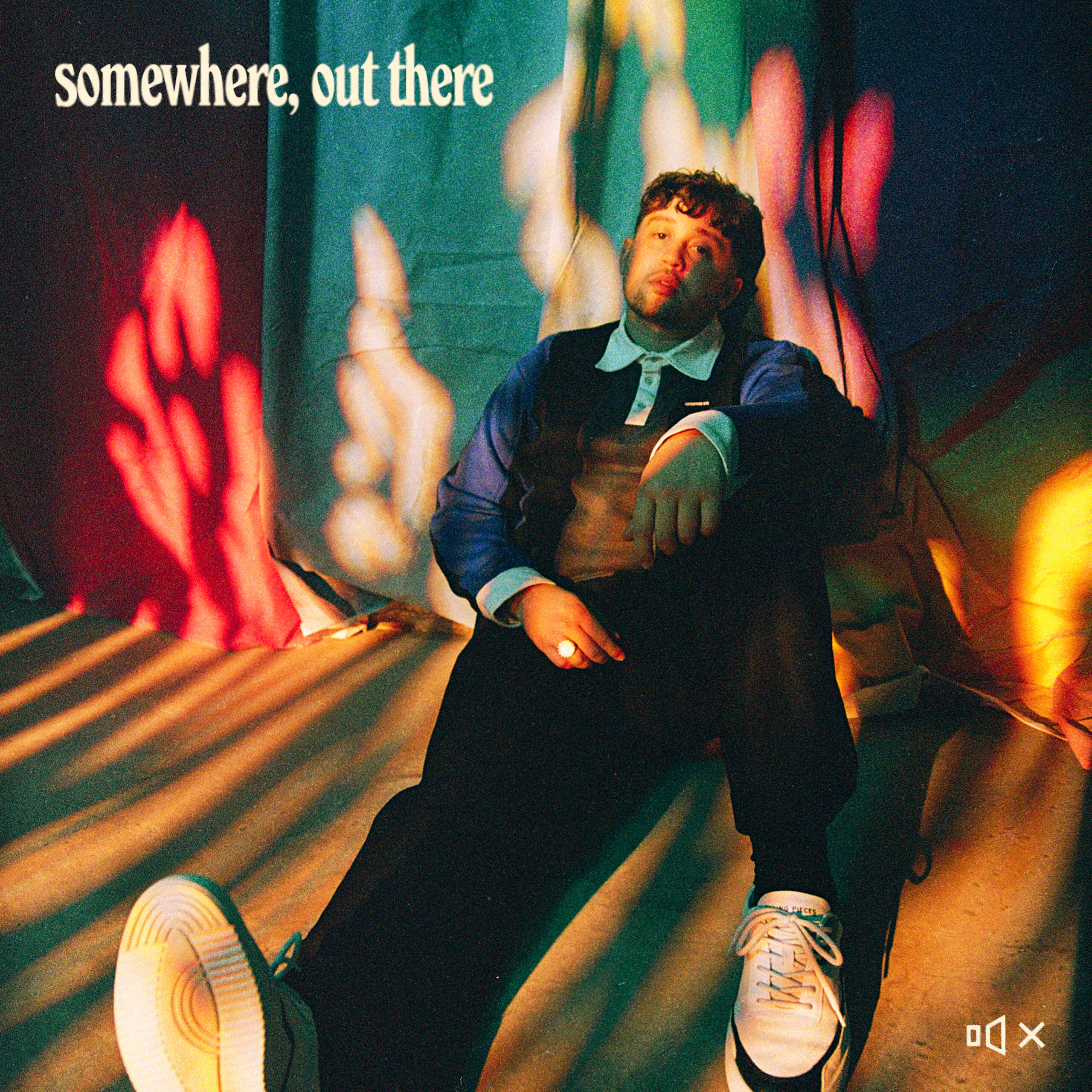"""British R&B artist James Vickery releases new single """"Somewhere Out There"""""""
