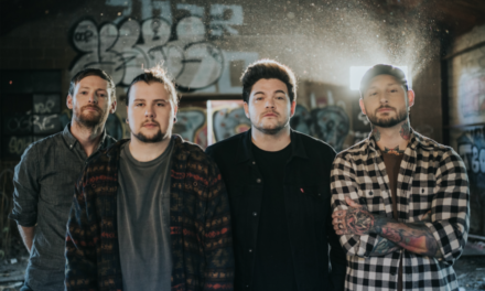 "The Spill Canvas sign w/ Pure Noise Records, announce album + release ""Firestorm"""