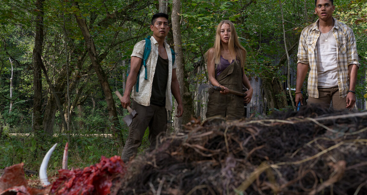 INTERVIEW: Director Mike P. Nelson of 'Wrong Turn' (Reboot)