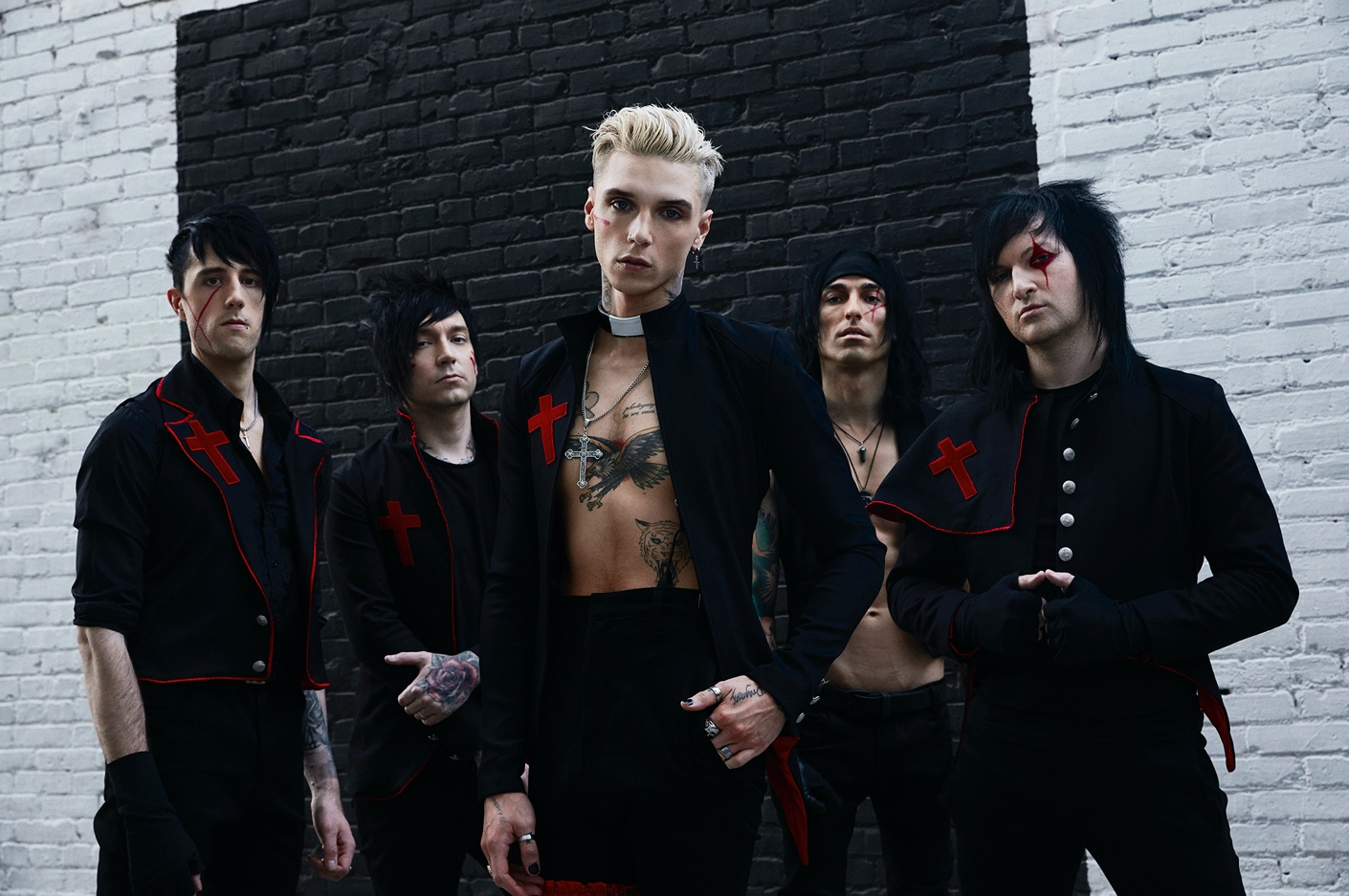 Black Veil Brides Announce First Ever Virtual Acoustic Radio Tour