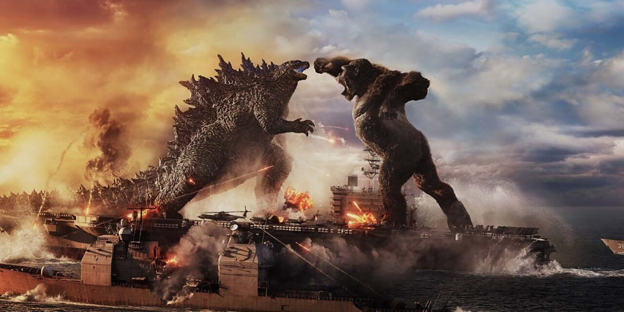 'Godzilla Vs. Kong' Understands What Brought You To the Dance and Delivers Good Ol' Knockout Fun