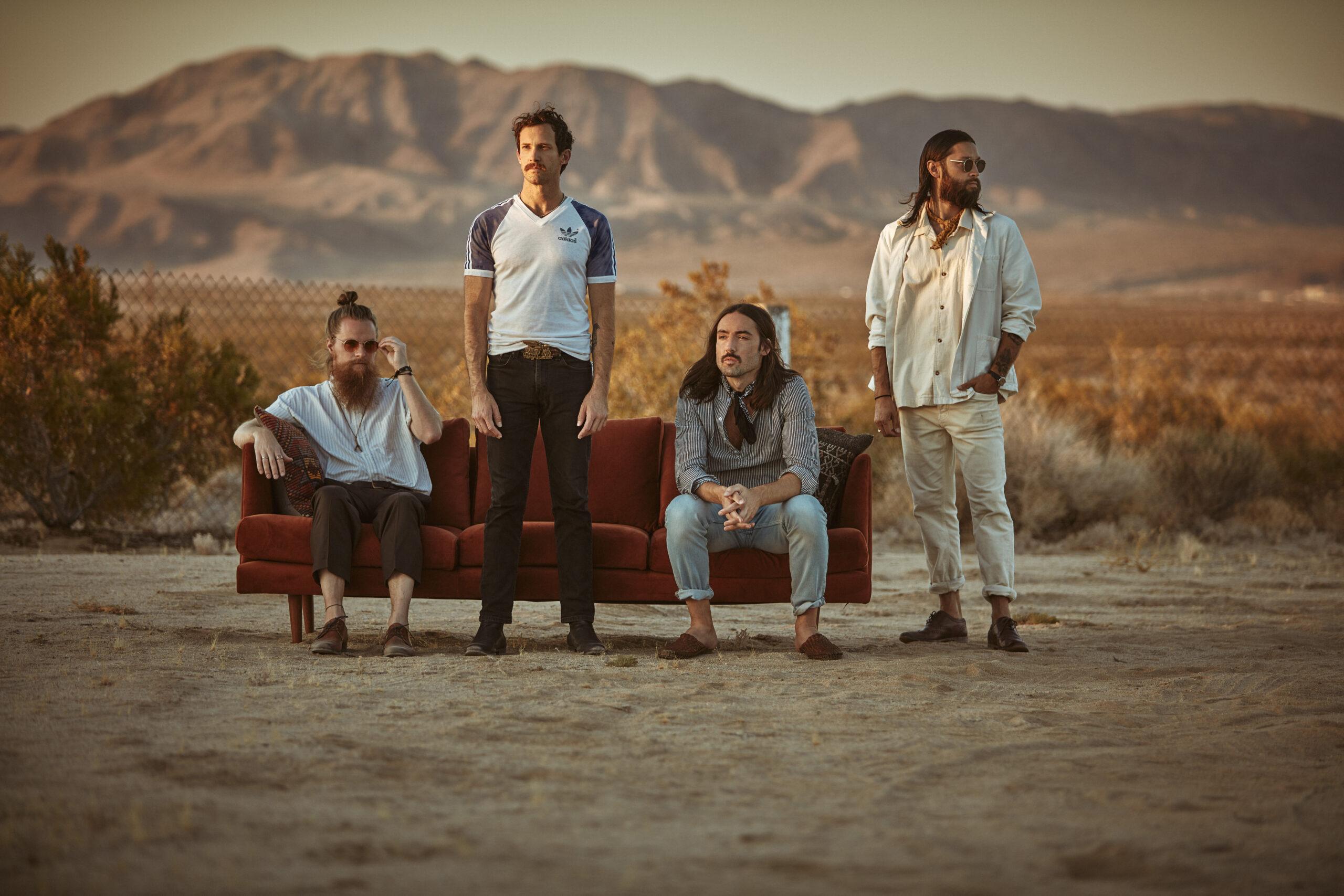 "PREMIERE: Grizfolk unveil studio recording of fan-favorite ""The Ripple"""