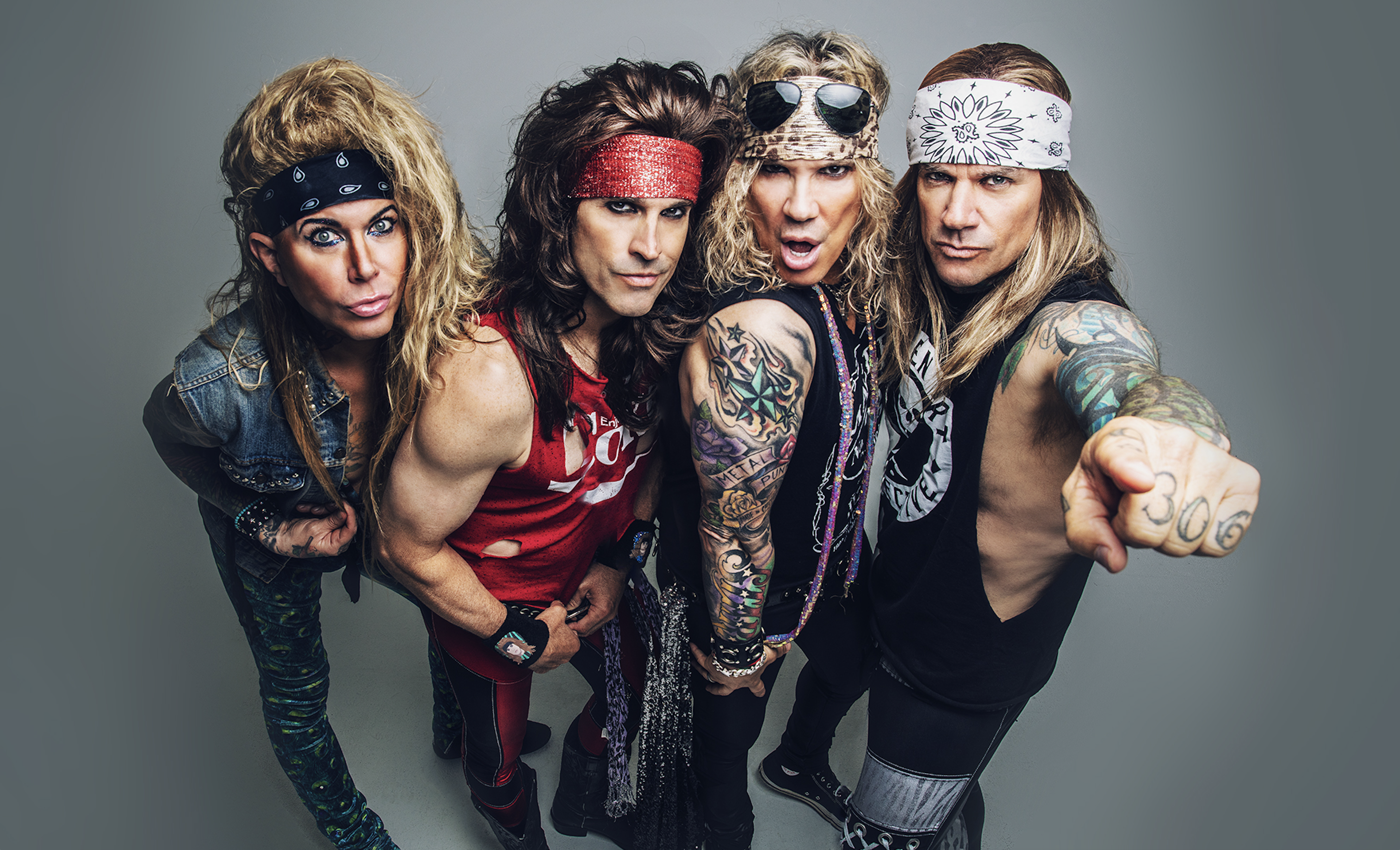 Steel Panther Release Tribute To Van Halen With Cover Of 'Beautiful Girls'