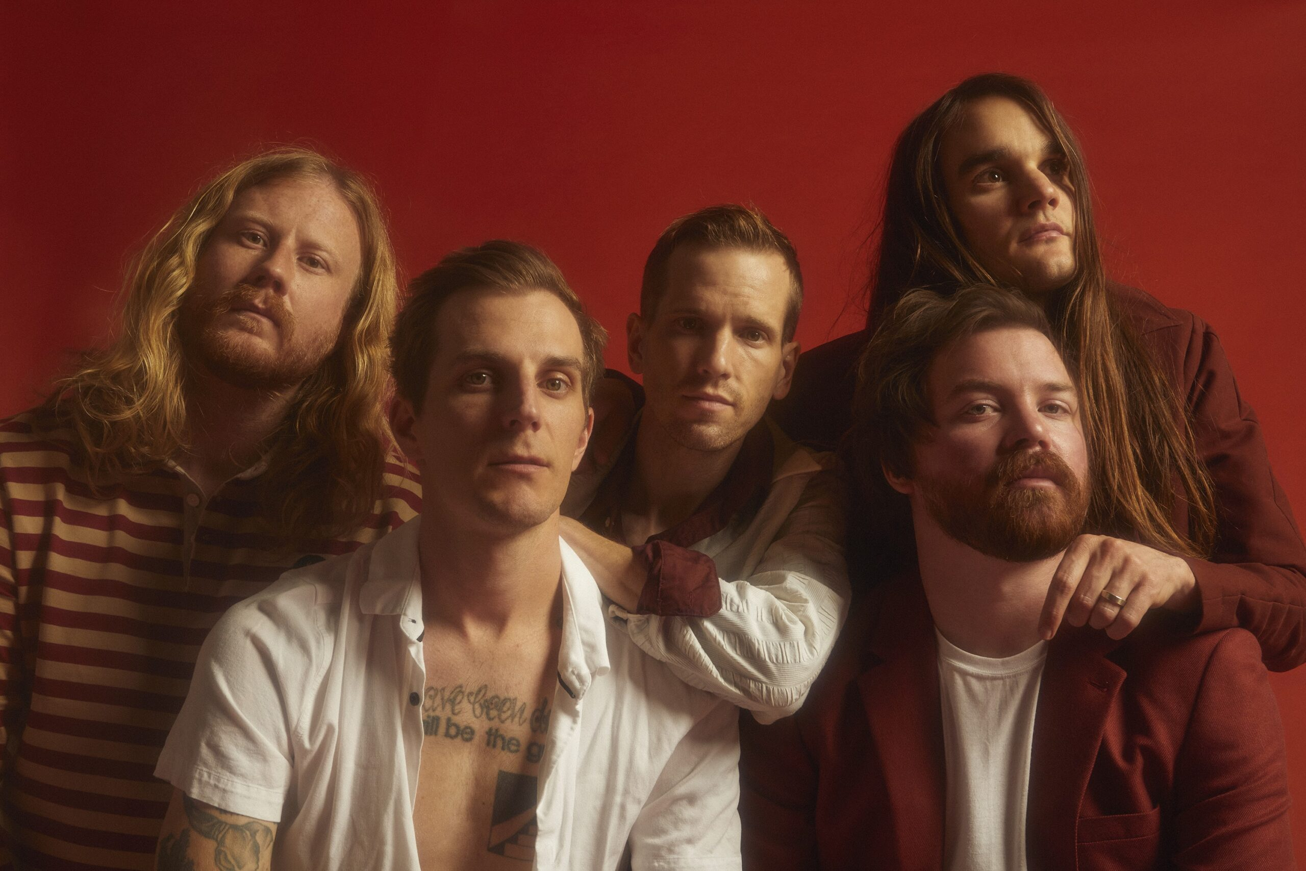 "The Maine release music video for new song, ""April 7th"""