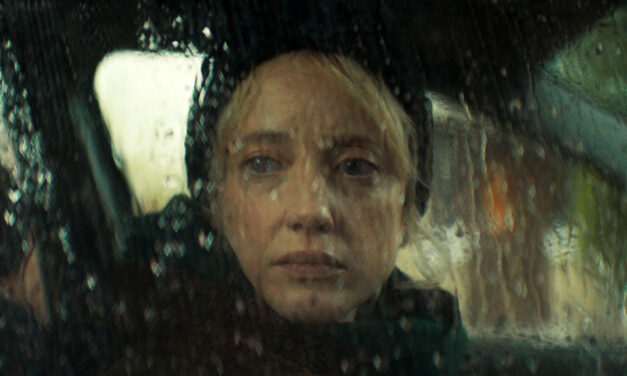 SXSW 2021: Andrea Riseborough's Performance of A Grief-Stricken Mother Carries the Mystery of 'Here Before'