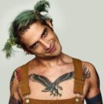 """INTERVIEW: Tyler Posey talks his sobriety, """"Shut Up,"""" and new music"""