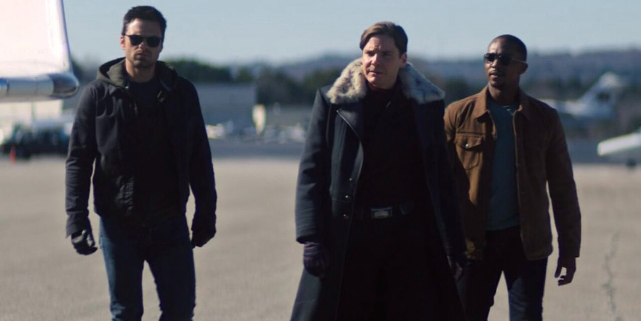 'The Falcon And The Winter Soldier' Ep. 3: Zemo, Sharon Carter, Espionage, and Complications Aplenty