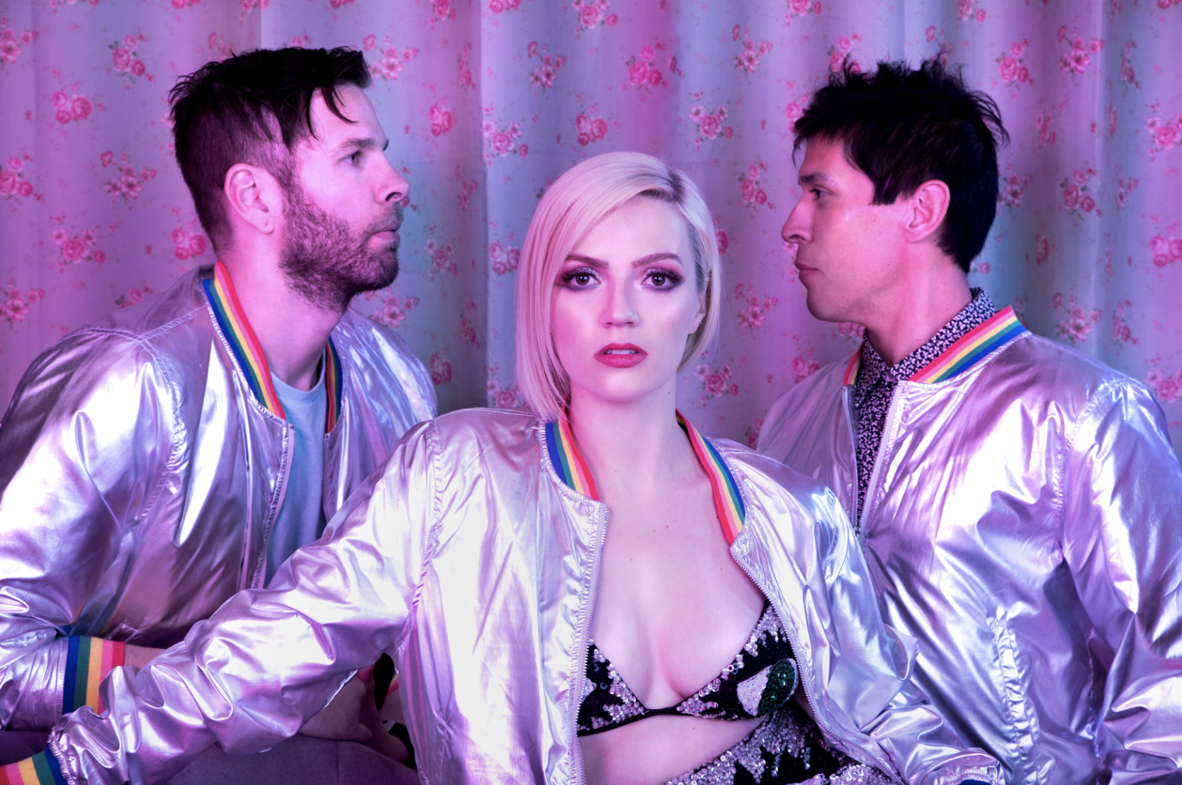PREMIERE: Tidal Babes Embrace Quarantine Releasing New Video For The Single 'All Night'