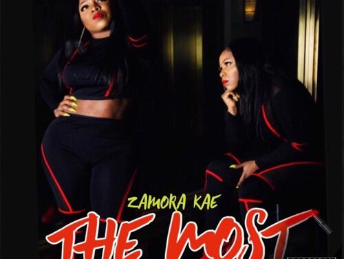 "Zamora Kae Does ""The Most"" In New Music Video"