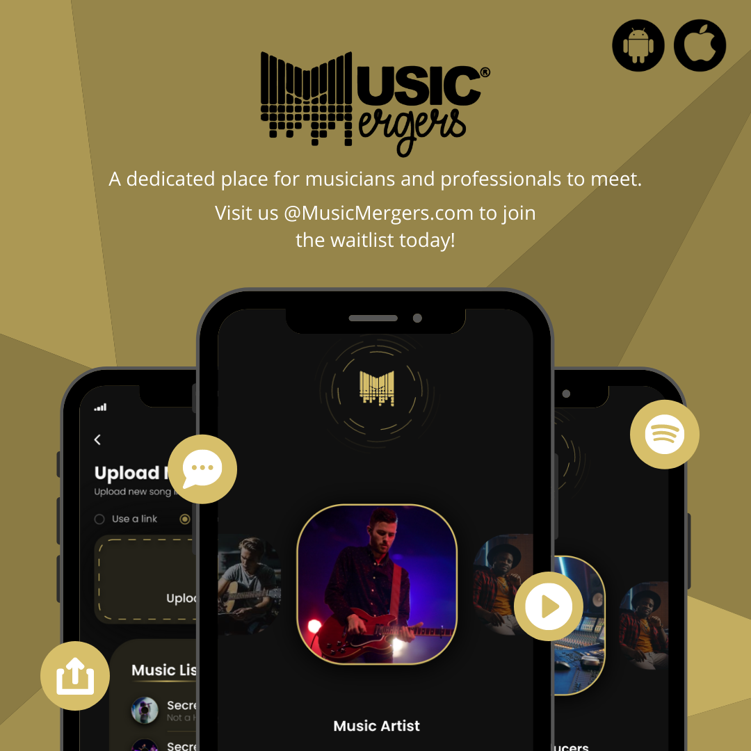 Introducing Music Mergers: The Perfect Social Platform For Artists