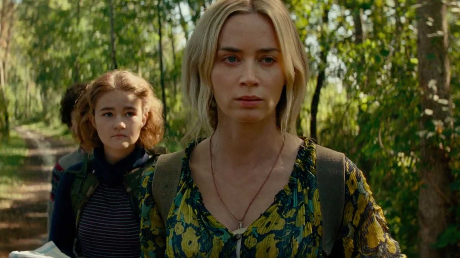 'A Quiet Place Part II' Adds More To It's Desolate World While Not Forgetting What Made the Original Great