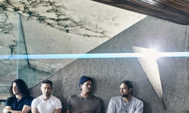 """Angels & Airwaves announce 'Lifeforms,' new tour dates + release """"Restless Souls"""""""