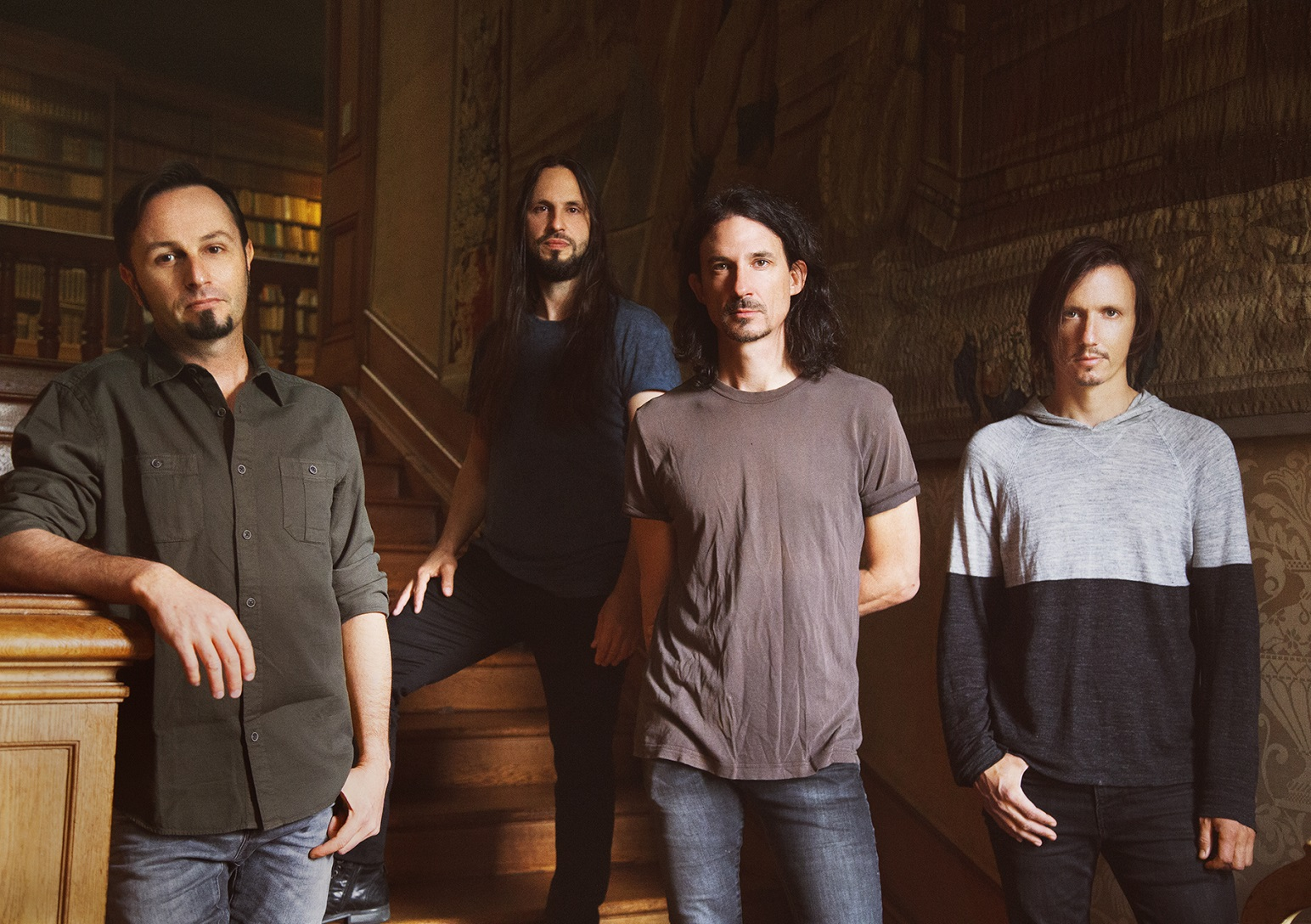 Gojira announce fall U.S. headlining tour w/ Knocked Loose, Alien Weaponry