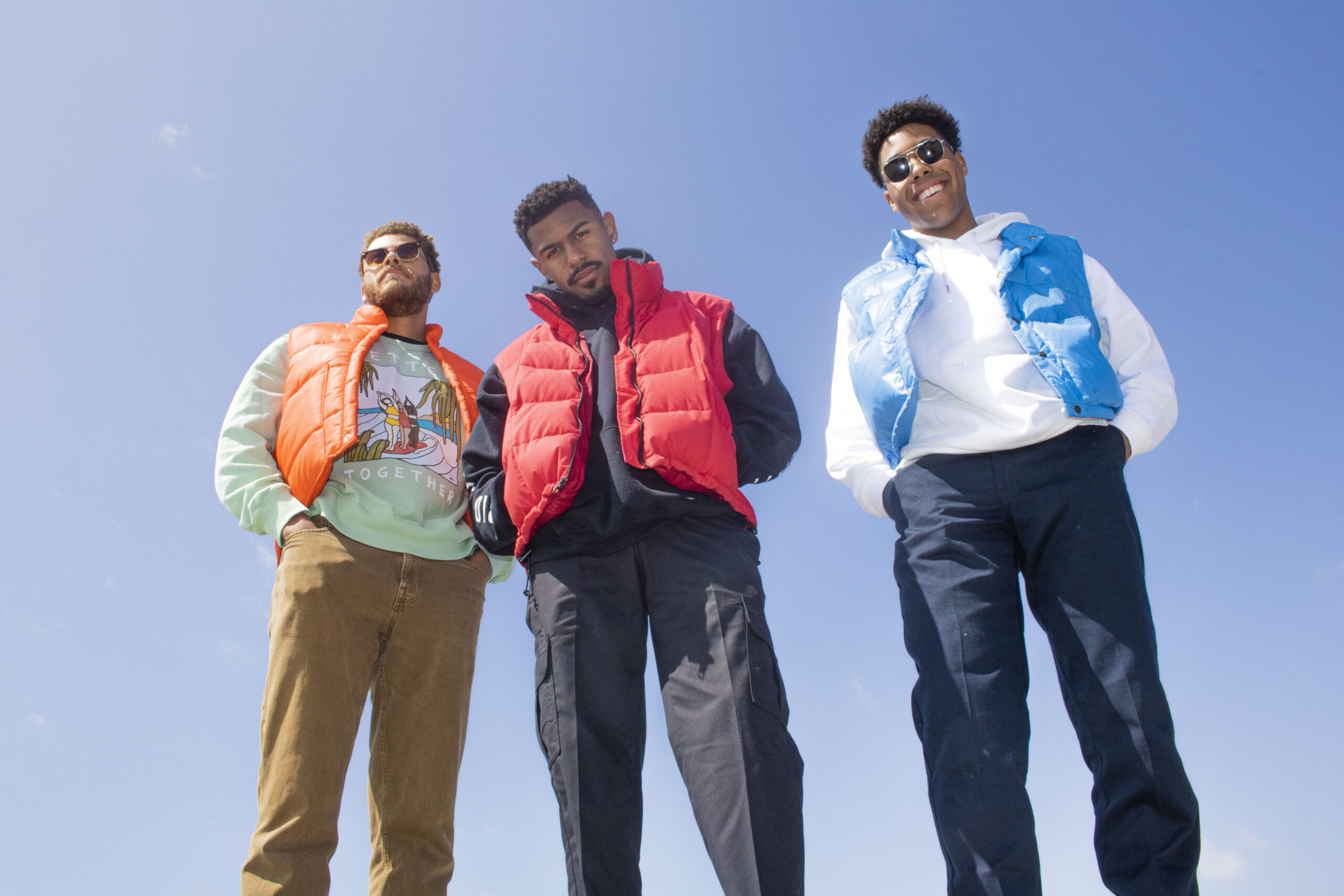 """We The Commas Follow Up """"Better Days"""" With New EP, 'Old School Love'"""