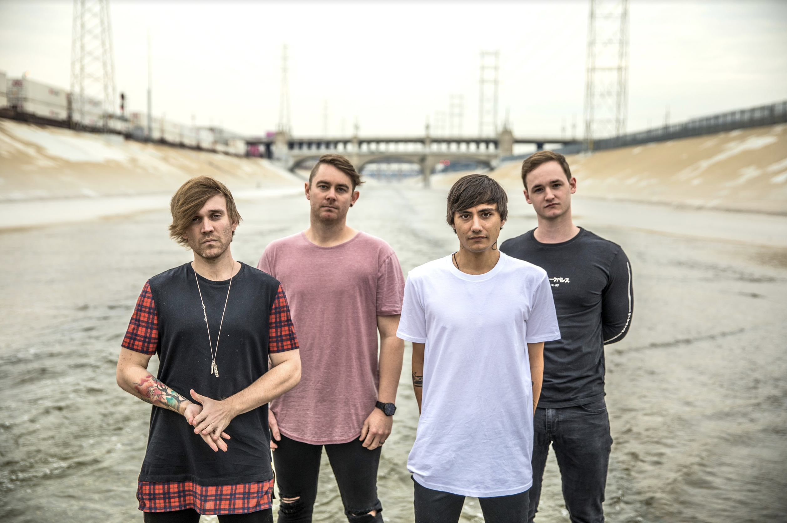 """PREMIERE: Between Kings Release New Single """"Young Love"""""""