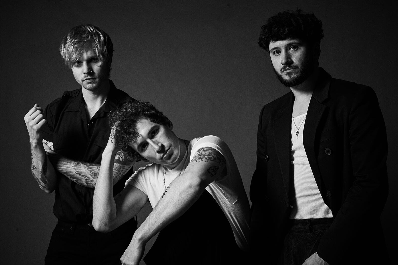 """The Band CAMINO announce debut album + release """"Know It All"""""""