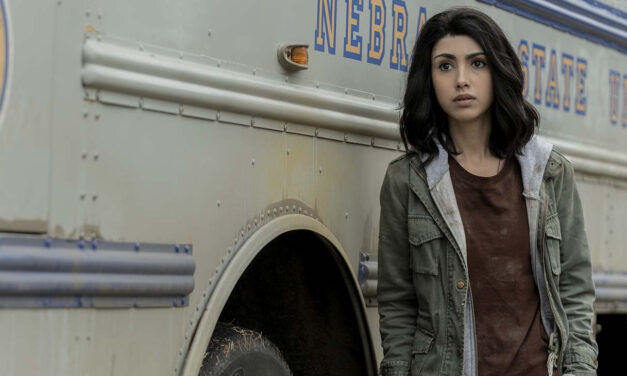 Alexa Mansour On 'The Walking Dead: World Beyond' and the Evolution of Hope's Character