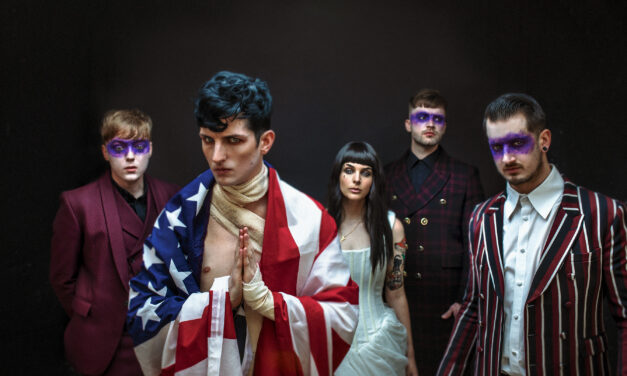 """Creeper release new song, """"America At Night"""""""