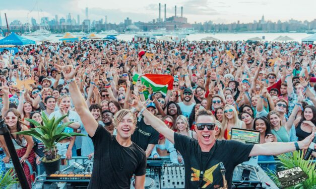 New York City nightlife is back thanks to Project 91 and their 4th of July Block Party, featuring GoldFish, Phantoms & Devault