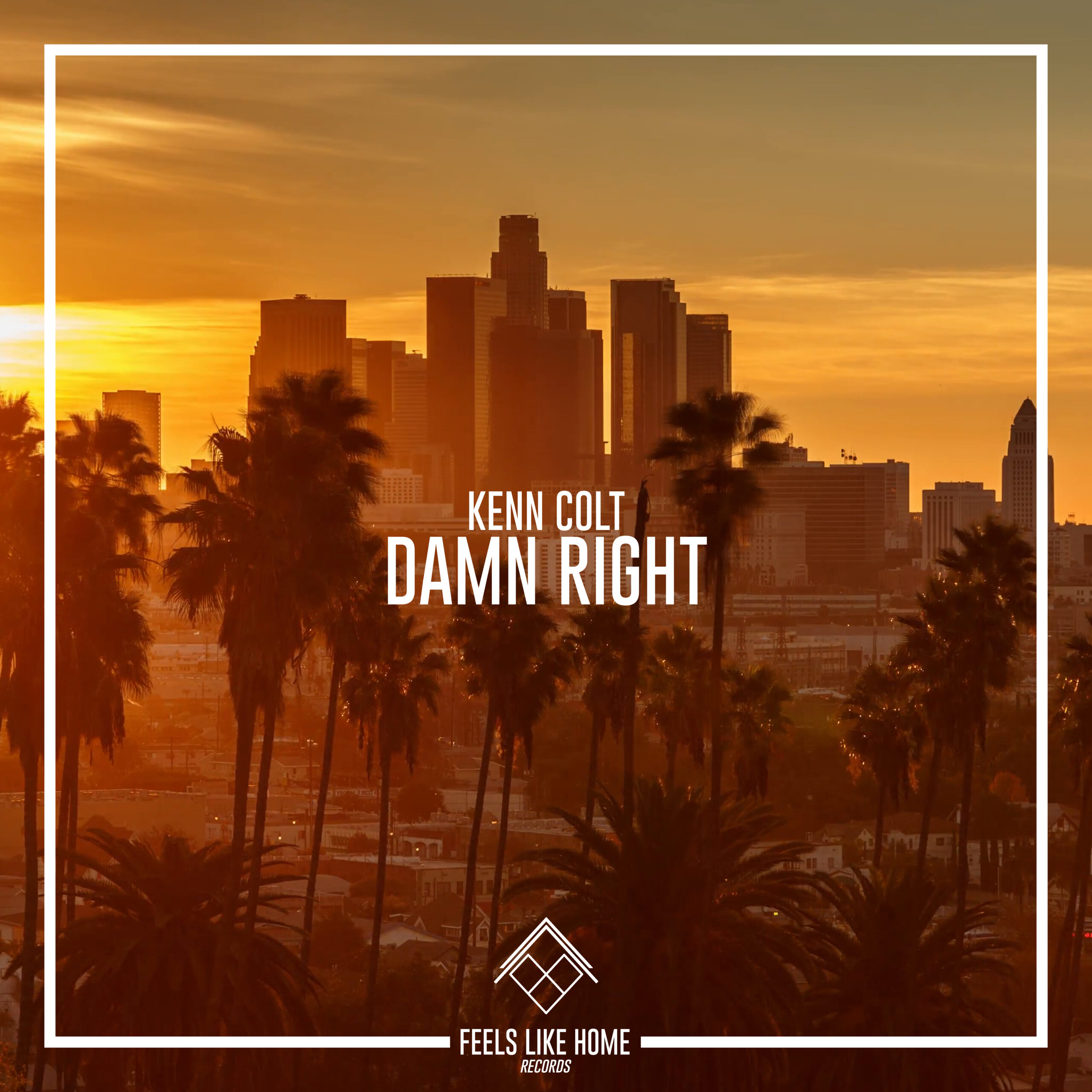 """Kenn Colt Shares His Biggest Hit Yet In """" Damn Right"""""""